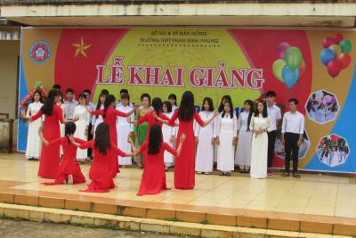 Chào mừng năm học mới 2018 – 2019